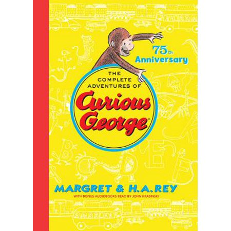 The Complete Adventures of Curious George : 75th Anniversary Edition - Curious George Birthday Ideas