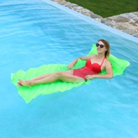 SunSplash Vinyl Smart Pool Float, Green