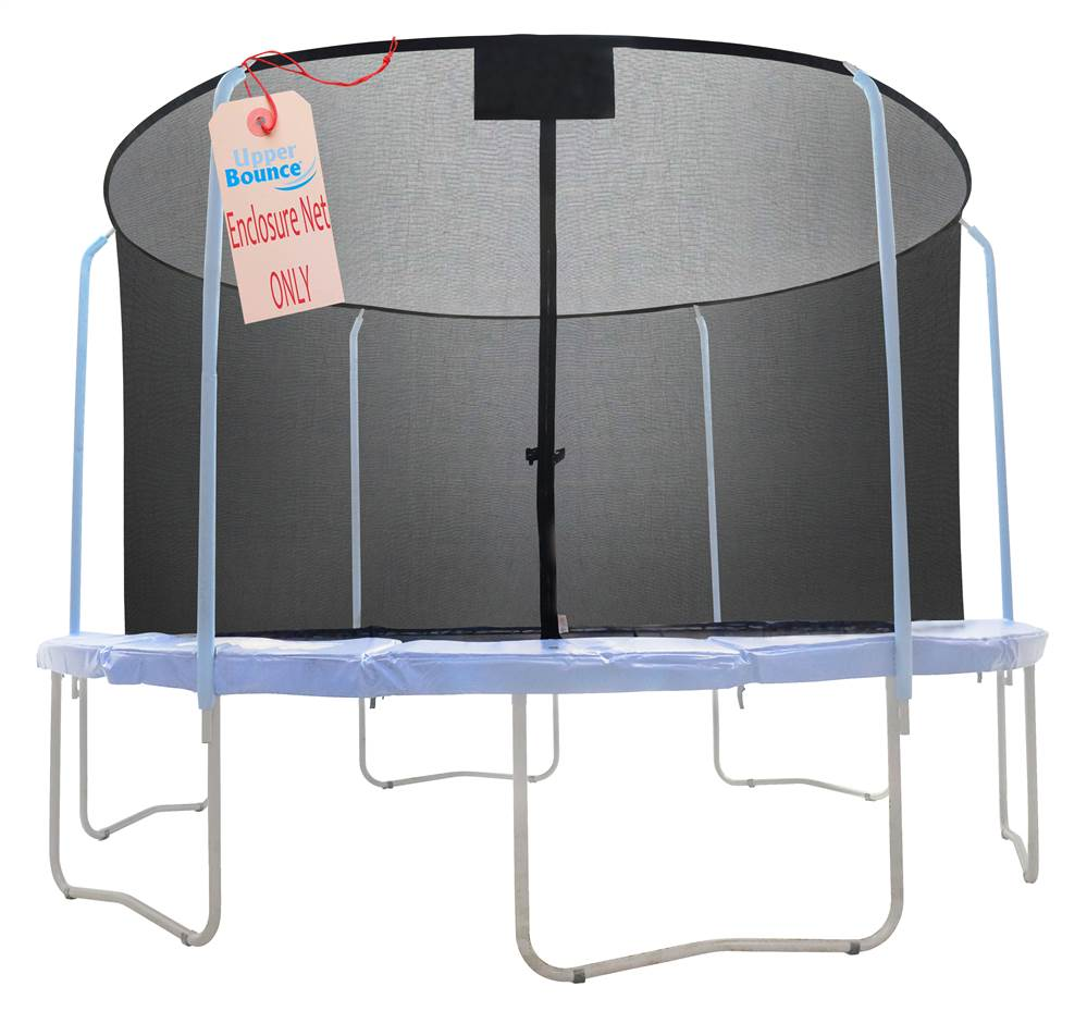 Trampoline Replacement Net for Round Frame (12 ft. Round Frame)