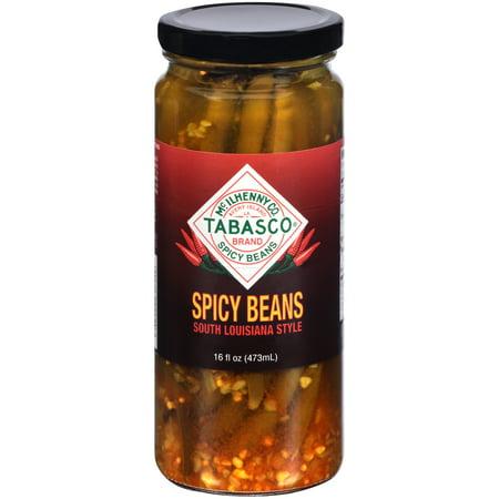 (Tabasco® South Louisiana Style Spicy Beans 16 fl. oz. Bottle)