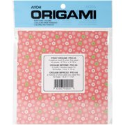"""Origami Paper 5.875""""X5.875"""" 40 Sheets-Print Chiyogami"""