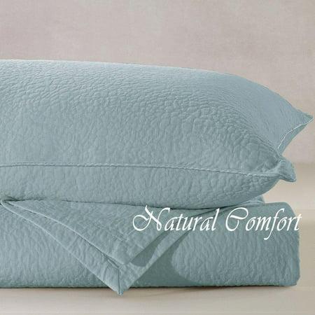 Natural Comfort Matelasse Pillow Sham,20