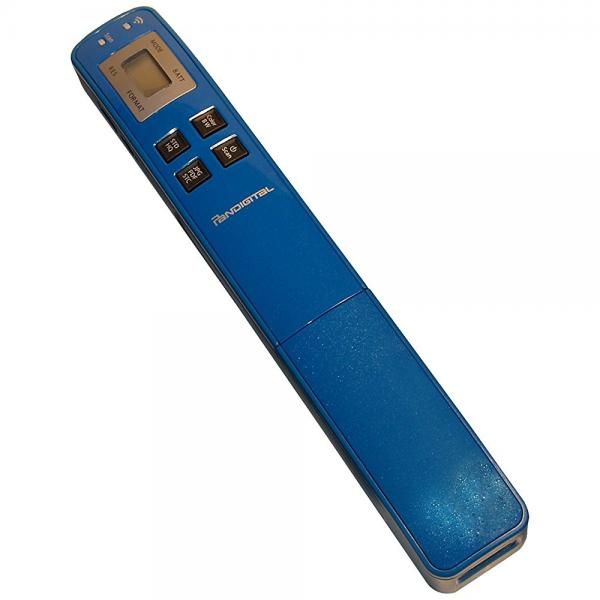 Pandigital Hand-Held Wand Scanner PANSCN10BE (Blue)