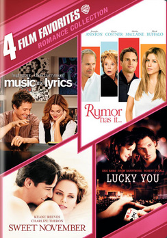 4 Film Favorites: Romance Collection (DVD) by WARNER HOME ENTERTAINMENT