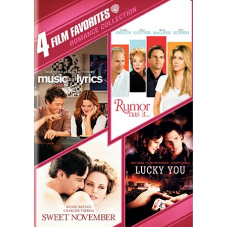 4 Film Favorites: Romance Collection (DVD)