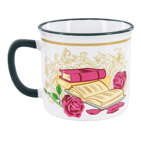Disney Parks Belle I Want Adventure in the Great Wide Somewhere Coffee Mug New](Disney Halloween Coffee Mug)