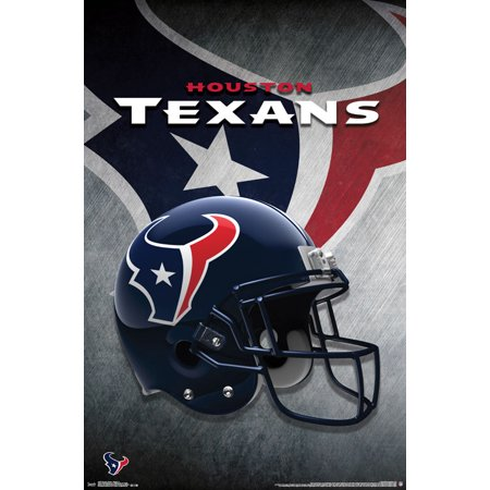 Trends International Houston Texans Helmet Wall Poster 22.375