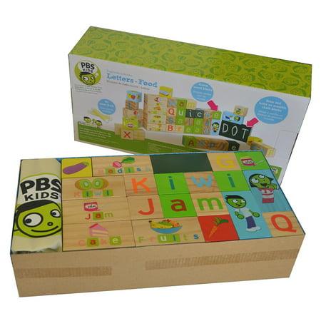Wooden Letters Building Block - image 2 de 2