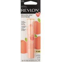 Revlon kiss lip balm, juicy peach