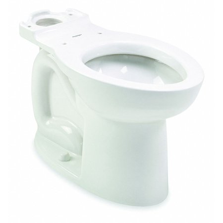 Thunder Grey Elongated Toilet Bowl (Toilet Bowl, Floor Mounting Style, Elongated, 1.6 Gallons per)