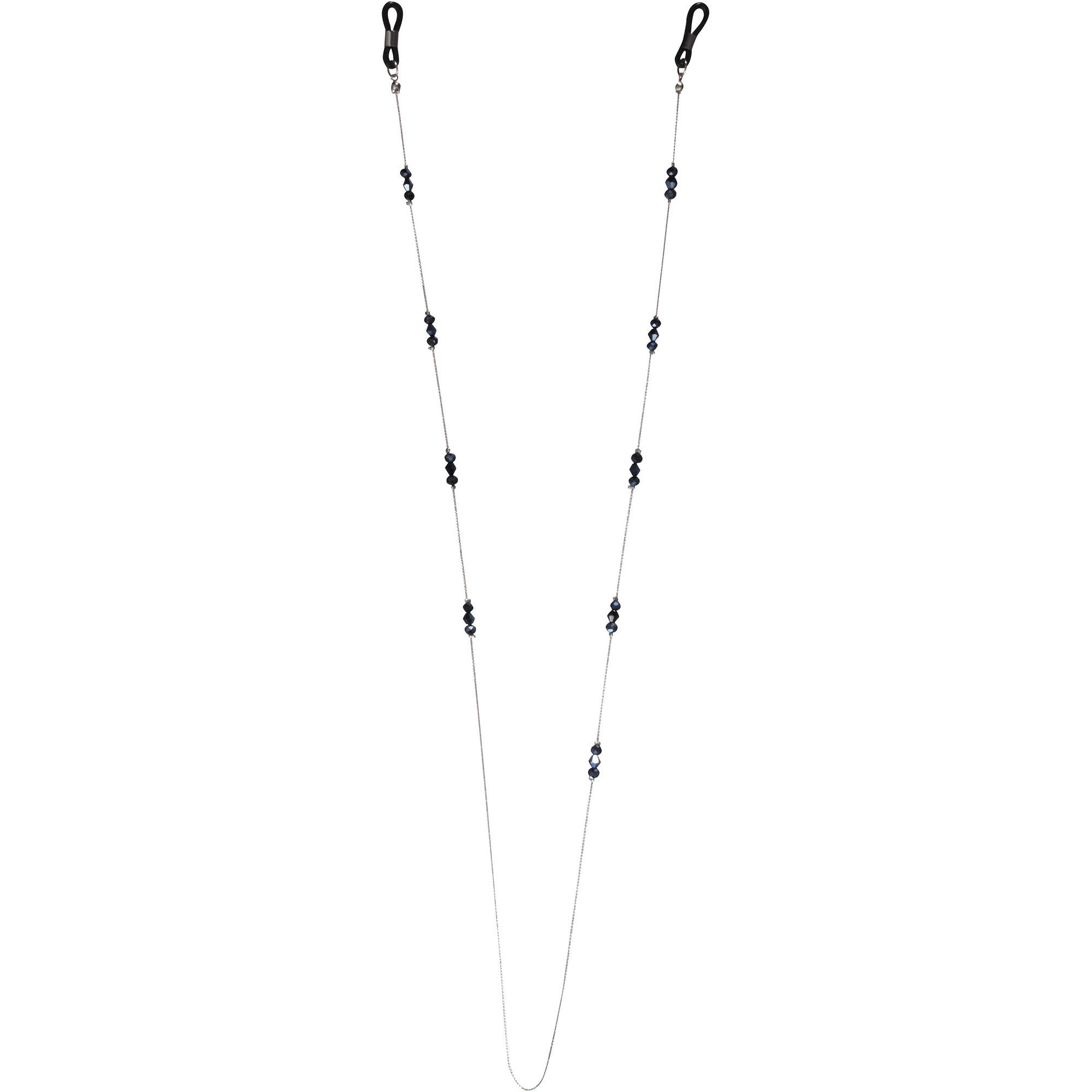 South Beach Ltd. Eyeglass Chain, Crystal Beads