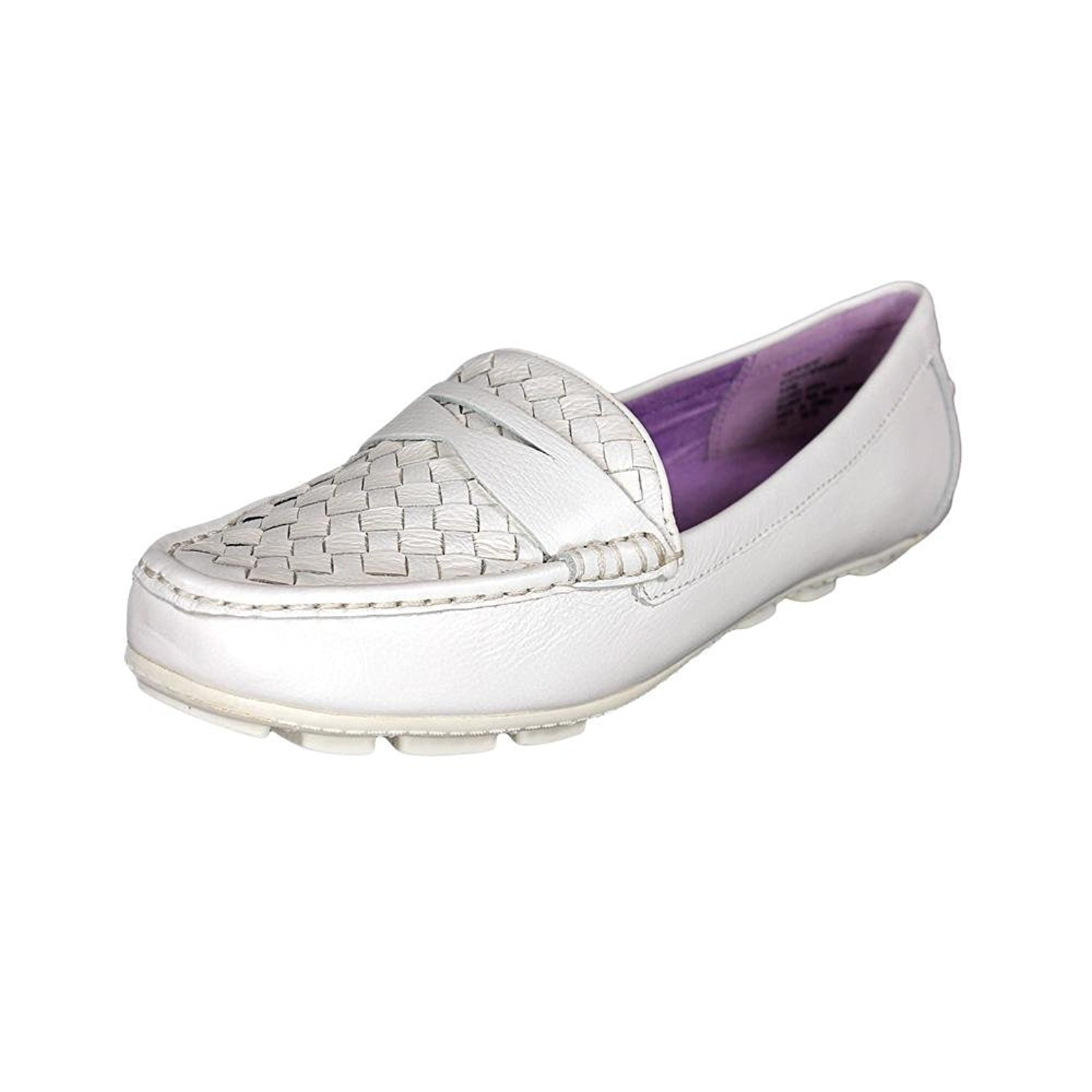 White Mountain Women's Speedboat Driving Loafers