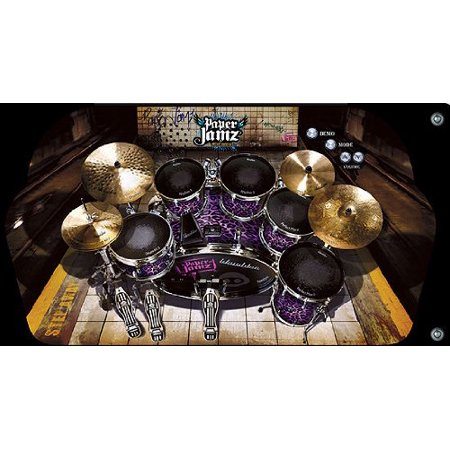 Paper Jamz Drum Series 3 Style 18 Purple Leopard By  By Wow Wee