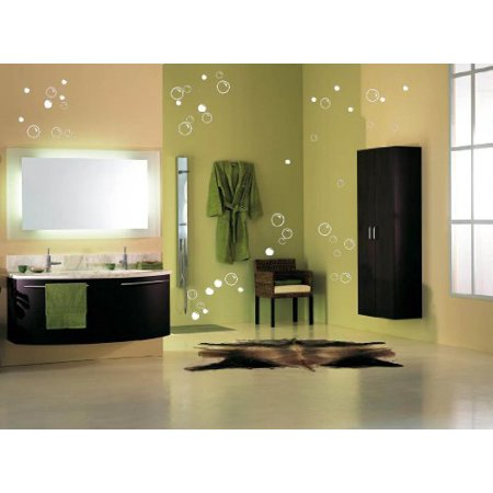 Decal ~ BUBBLES ~ QTY 45 : WALL DECAL, RANGE FR: 1