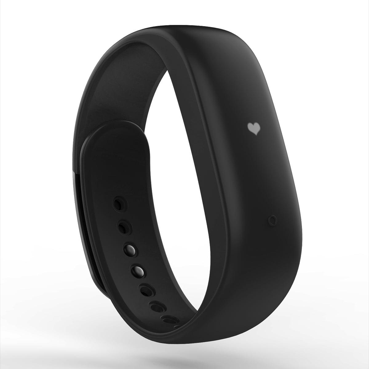 Lenovo HW02 Smart Bracelet Wristband Bluetooth 4.2 Heart Rate Moniter IP67 Pedometer Calling Message Reminder