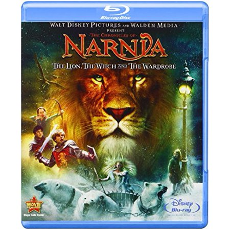 The Chronicles of Narnia: The Lion, the Witch and the Wardrobe (Blu-ray) (Halloween Three Season Of The Witch)