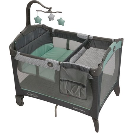 Graco Pack N Play Playard With Change N Carry Portable