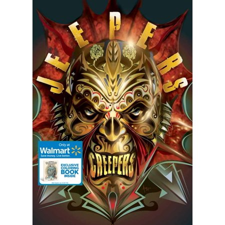 Jeepers Creepers (Walmart Exclusive) (DVD)