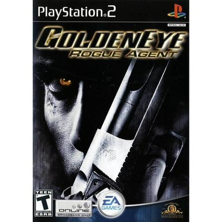 James Bond 007: GoldenEye - Rogue Agent PS2