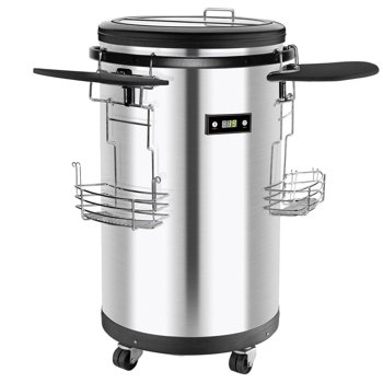 Igloo 60 Can Single Zone Stainless Steel Cooler