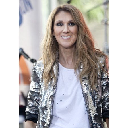 Celine Dion On Stage For Nbc Today Show Concert With Celine Dion Rockefeller Plaza New York Ny July 22 2016 Photo By LeeEverett Collection (Celine New York Store)