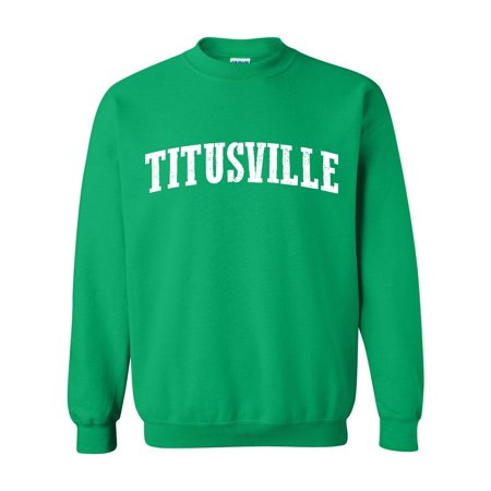 Artix Titusville Florida Sweatshirt Home Of University Of Florida