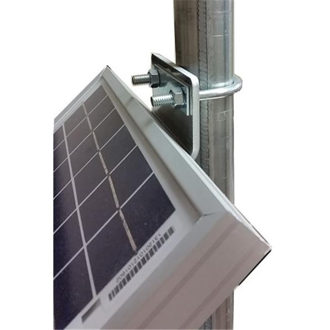 Tycon TPSM-5-10-SP Side of Pole Mount for 5W & 10W Solar Pane