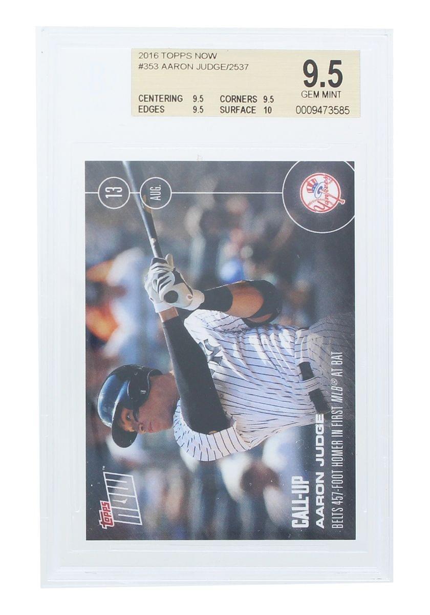 2019 Topps #353 Gary Sanchez New York Yankees Baseball Card