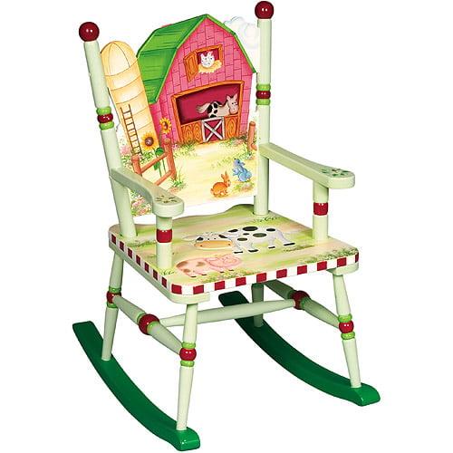 Guidecraft Little Farmhouse Rocking Chair