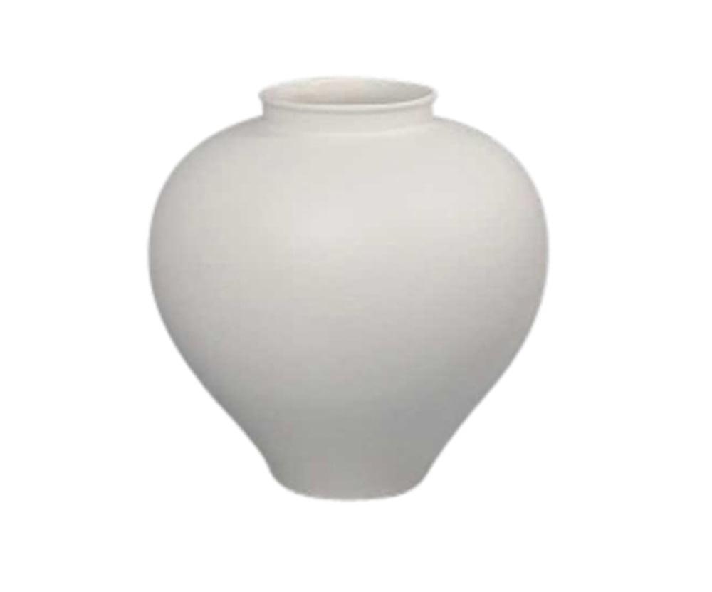 Shop Impressively Elegant Decorative Ceramic Vase, White from Walmart on Openhaus