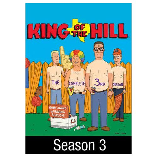 King of the Hill: Season 3 (1998)