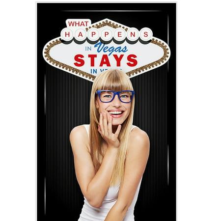 Las Vegas - Casino Themed Party Photo Booth Backdrop - 36