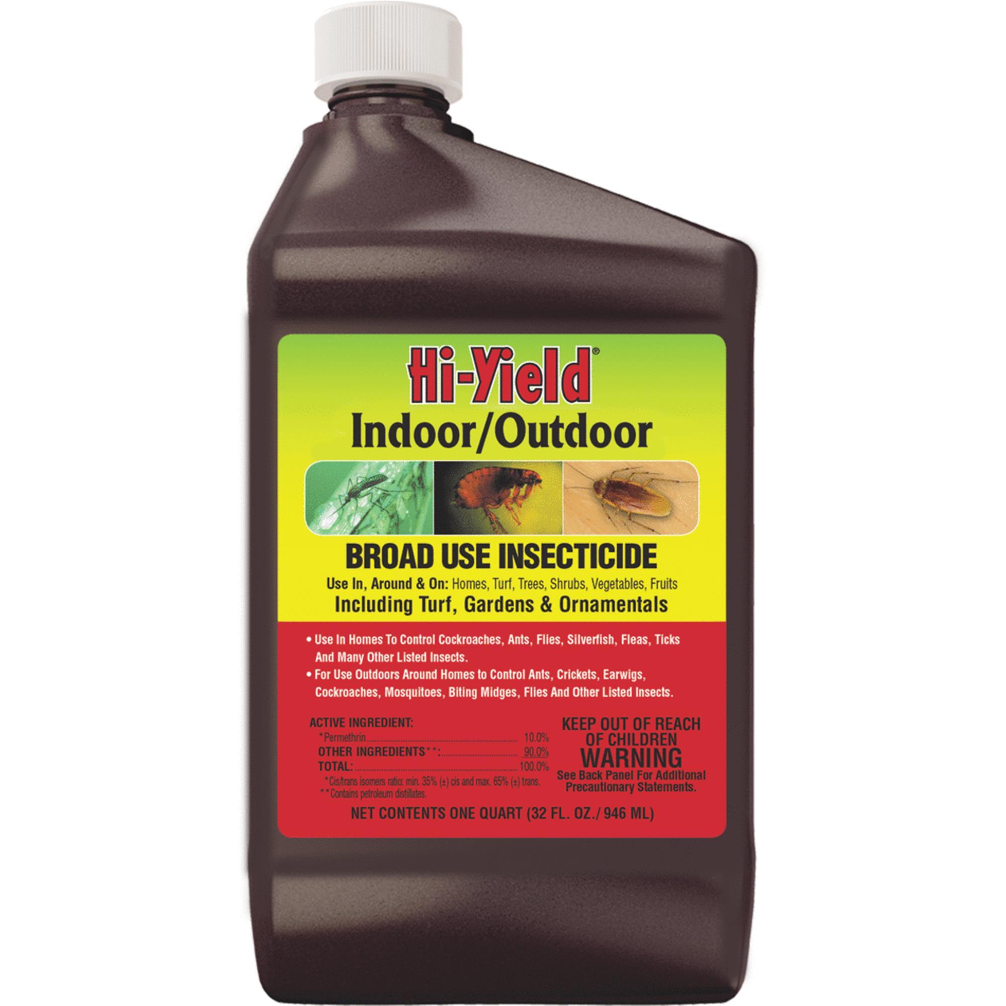 Hi-Yield Indoor & Outdoor Broad Use Insect Killer