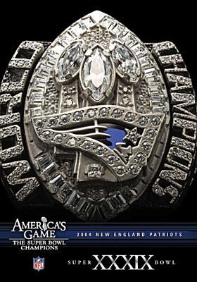 NFL America's Game: New England Patroits Super Bowl XXXIX (DVD) by Willette Acquisition Corp.