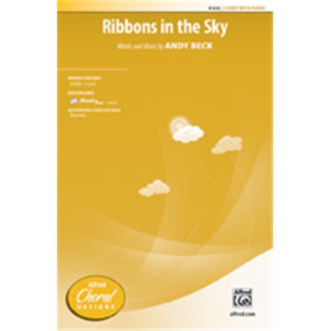 Alfred 00-41637 RIBBONS IN THE SKY-STRX CD - image 1 de 1