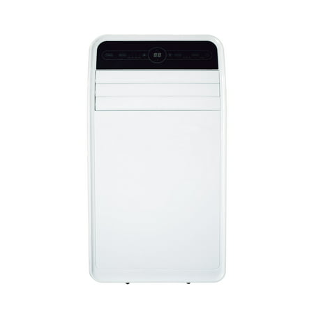 Factory Reconditioned Global Air YPF1-12C 12,000-BTU 3 in 1 Portable Air Conditioner, Fan and Dehumidifier with Remote ()