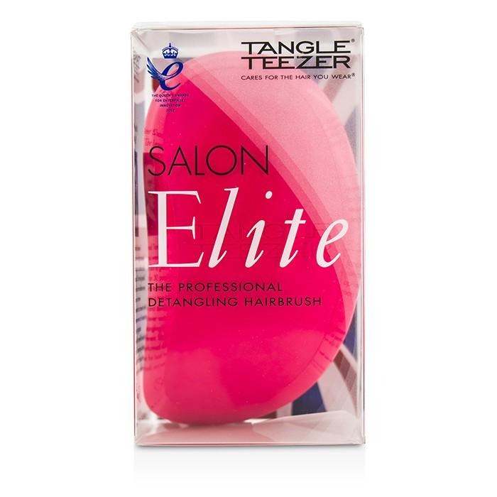 Salon Elite Professional Detangling Hair Brush - # Dolly Pink (For Wet & Dry Hair)-1pc