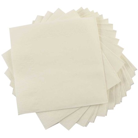 JAM Paper Lunch Paper Party Napkins, 6-1/2