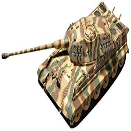 Trumpeter 1/72 German SdKfz 182 King Tiger Tank (Porsche Turret) ()