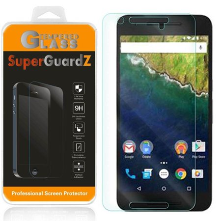 Halloween Expansion For Nexus 2 (For Huawei (Google) Nexus 6P - SuperGuardZ Tempered Glass Screen Protector [Anti-Scratch, Anti-Bubble] + 2 Stylus)