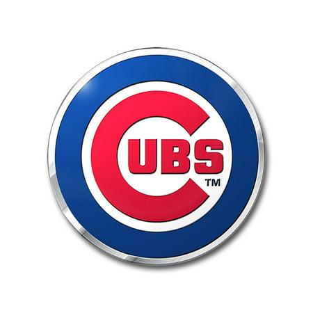 Team ProMark MLB Chicago Cubs Color Emblem - Chicago Decorations