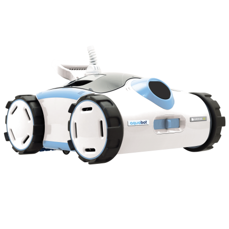 Ground Robotic Pool Cleaner