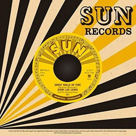 Great Balls of Fire / You Win Again (Vinyl) (7-Inch)](Vinyl Wig)