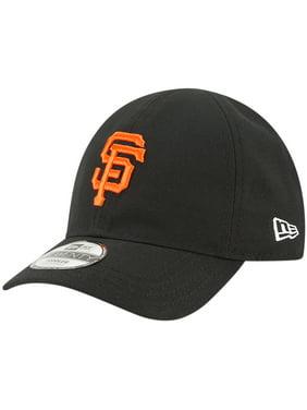 San Francisco Giants New Era Infant My 1st 9TWENTY Adjustable Hat - Black - OSFA