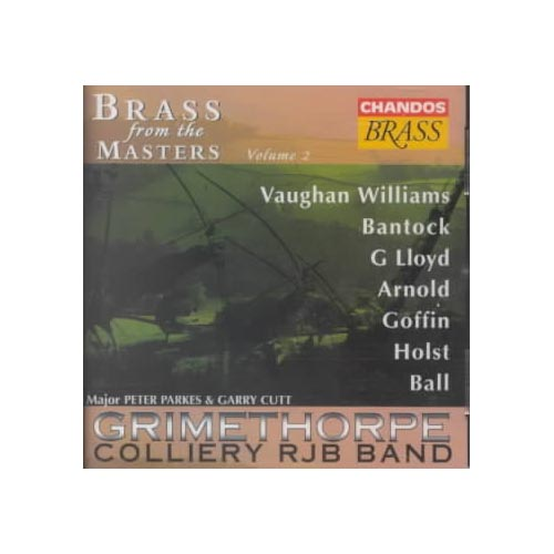 BRASS FROM THE MASTERS 2 / VARIOUS
