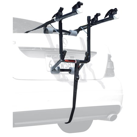 Bike Trunk Mounted Bicycle Rack (Allen Sports Deluxe 2-Bicycle Trunk Mounted Bike Rack Carrier, 102DB )