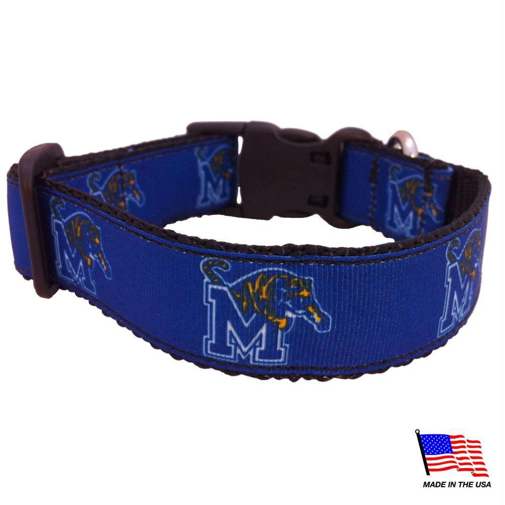Memphis Tigers Pet Collar - X-Small