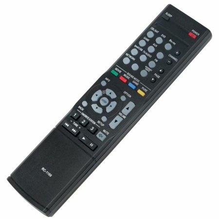 New Remote replacement RC-1169 for DENON AV AVR-1713 AVR-1613 AVR-4310 AVR-2113CI -  AIDITIYMI