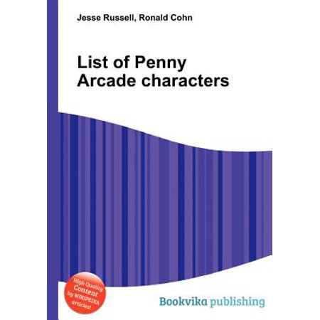 List of Penny Arcade Characters