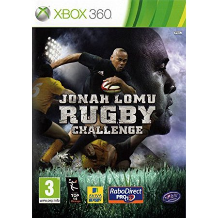 Jonah Lomu Rugby Challenge /X360